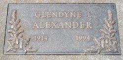 Glendyne I Alexander