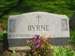 "Katherine ""Kay"" Byrne"
