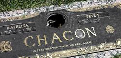 Rafelita <I>Garcia</I> Chacon