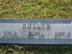 David Marion Roller