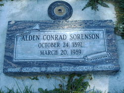 Alden Conrad Sorenson
