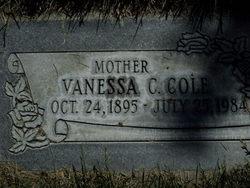 Vanessa Vera <I>Christensen</I> Cole