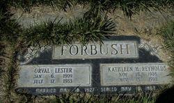 Orval Lester Forbush