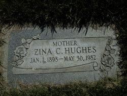 Zina <I>Cole</I> Hughes