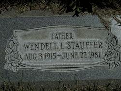 Wendell Leroy Stauffer