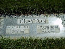 Raymond Horne Clayton