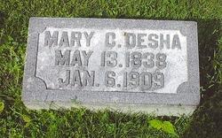 Mary Miller <I>Cromwell</I> Desha