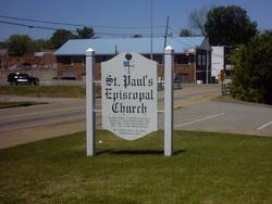 Saint Pauls Episcopal Church Columbarium
