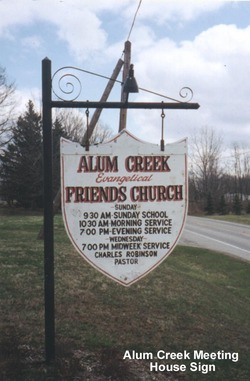 Alum Creek Friends Cemetery