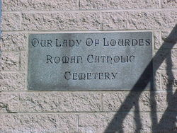Our Lady Of Lourdes Roman Catholic Cemetery