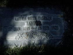 Laura Ruth <I>DeSpain</I> Taylor
