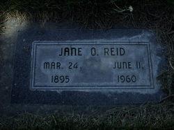 Jane Olive <I>Powell</I> Reid