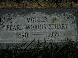 Pearl Elizabeth <I>Morris</I> Stuart