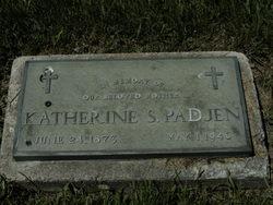 Katherine <I>Sorich</I> Padjen