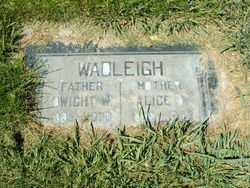 Dwight Webster Wadleigh