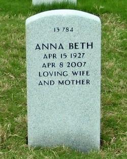 Anna Beth <I>Carter</I> Cardwell