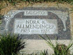 Nora Katherine Allmendinger