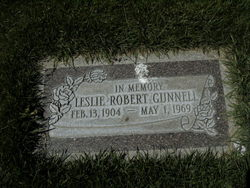 Robert Leslie Gunnell