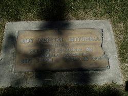 Roy Vernal Mitchell