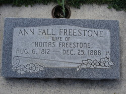 Ann <I>Fall</I> Freestone