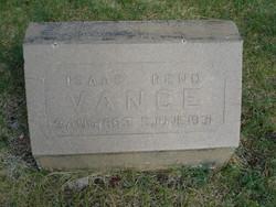 Isaac Reno Vance