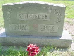 John Peter Schroeder
