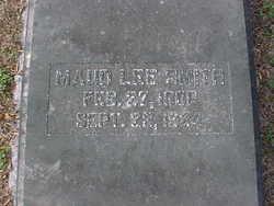 Maud Lee Smith