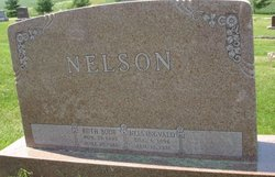 Ruth <I>Boot</I> Nelson
