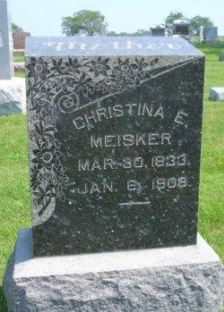 Christina E Meisker