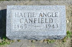 Hattie Lincoln <I>Angle</I> Canfield
