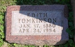 Edith Tomkinson
