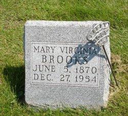 Mary Virginia Brooks