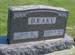 Cecil M Drake