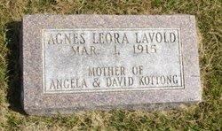 Agnes Leora Lavold