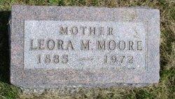 Leora M Moore