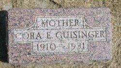 Cora Edith <I>Belew</I> Guisinger