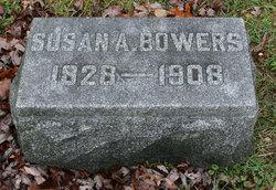 Susan Adeline <I>Decker</I> Bowers