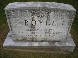 Albert J Boyle