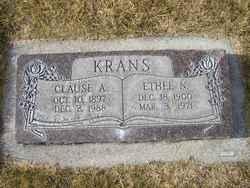 Clause A. Krans
