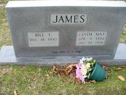 Rev Bill Taft James