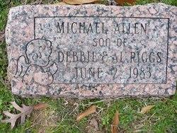 Michael Allen Riggs