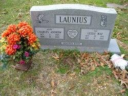 Lessie Mae <I>Nix</I> Launius