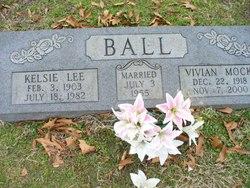 Vivian Adelle <I>Mock</I> Ball