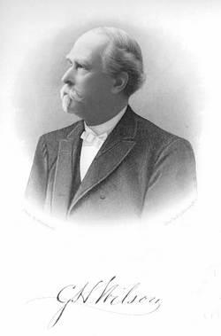 Dr Grove Herrick Wilson
