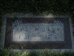 Hazel Sarah <I>McGhie</I> Jensen