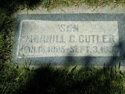 Morrill Clyde Cutler