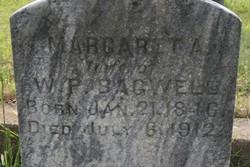 Margaret Adeline <I>Bagwell</I> Bagwell
