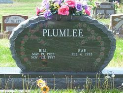 "William E  ""Bill"" Plumlee (1927-1997) - Find A Grave Memorial"