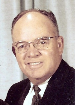 Dr George Alvin Garrett