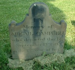 Abigail <I>Rankin</I> Campbell